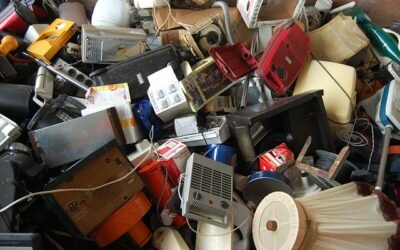 Co zrobić ze starymi urządzeniami elektronicznymi?